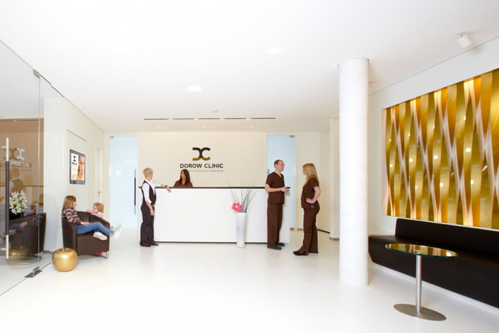OUTIN | Guelie & Riehl | Innenarchitekt, Referenz Bilder: Dr. Dr.med.dent. Andreas Dorow, Schönheitschirurg, Mund-Kiefer-Gesichtschirurg, Dorow Clinic, Waldhut